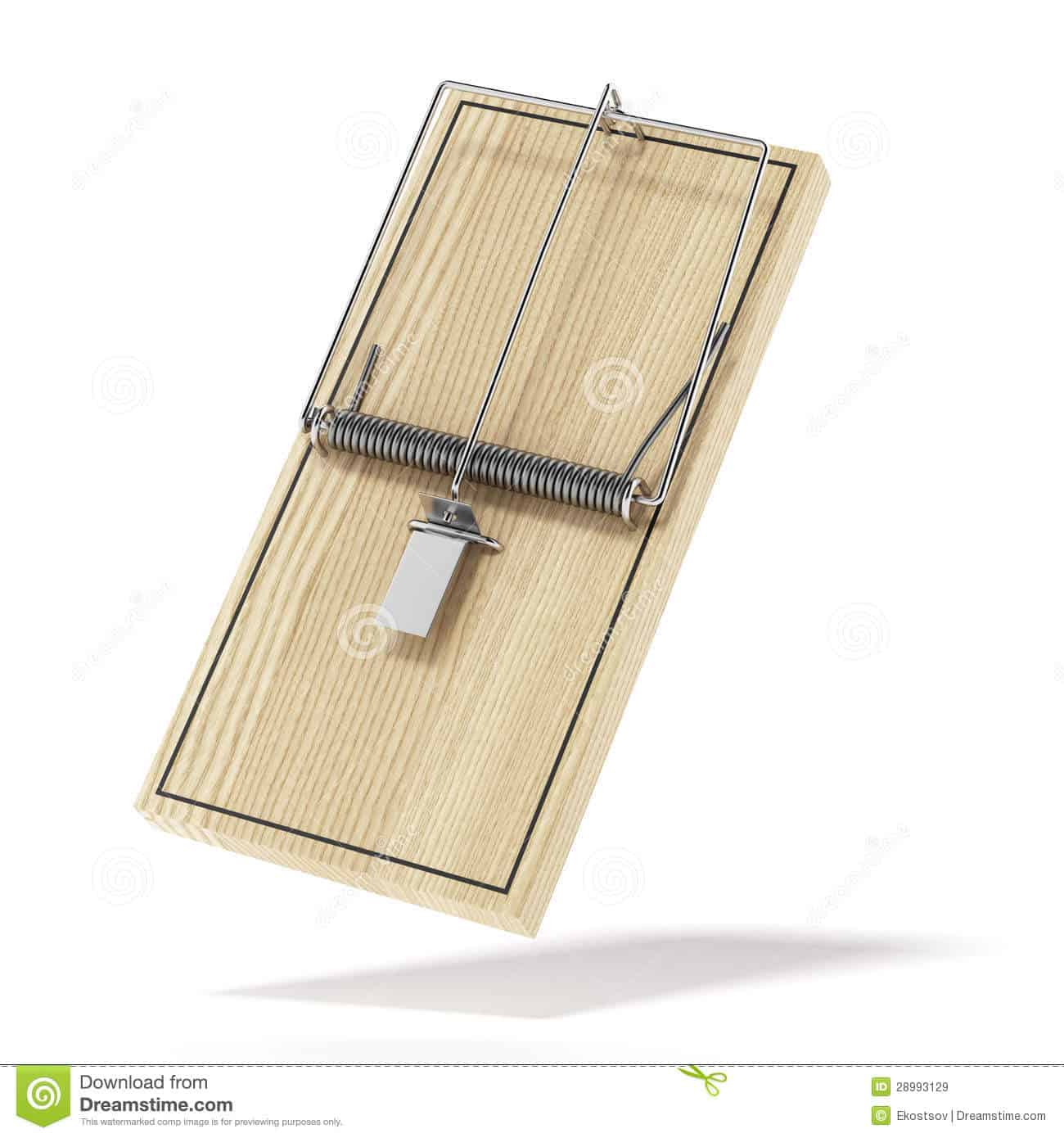 How to Set a Wooden Mouse Trap (Even Your Kids Can Do It)