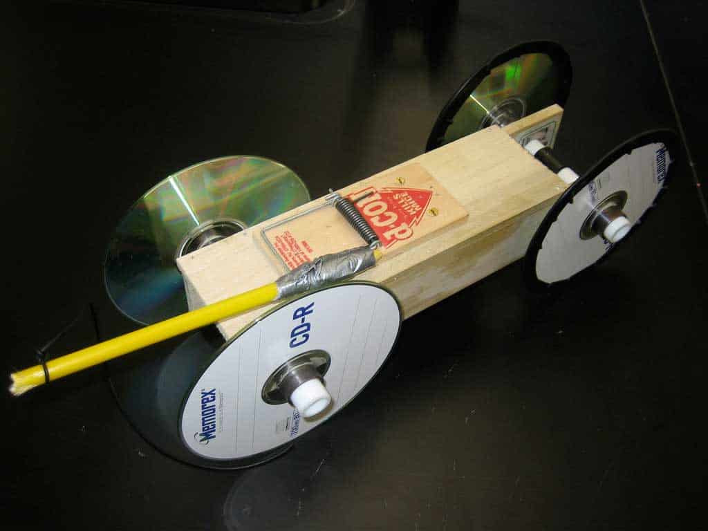 How To Build A Mousetrap Car 2020 Step By Step Guide